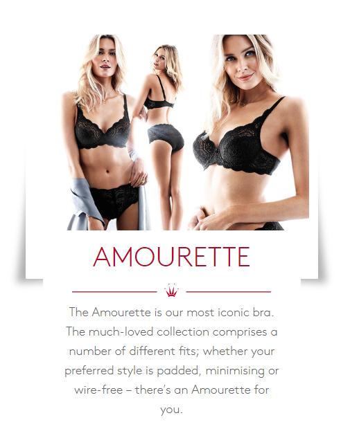TRIUMPH BRAS Everyday Support Amourette