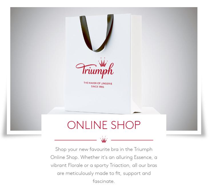 Triumph Jordan Online Shop