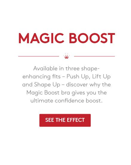 Magic Boost SEE IT BELIEVE IT Bra Support