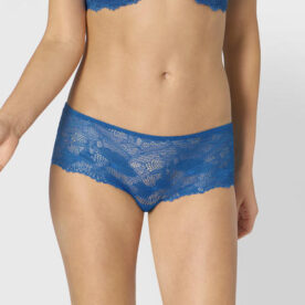 Lace Spotlight Bandeau Brief
